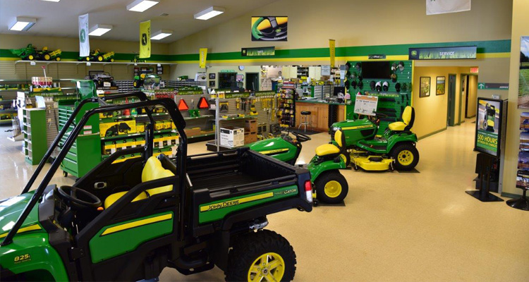 Etonnant Belgrade Location | Frontline Ag Solutions | Montana | John Deere Equipment
