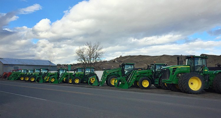 Livingston Location | Frontline Ag Solutions | Montana | John Deere  Equipment